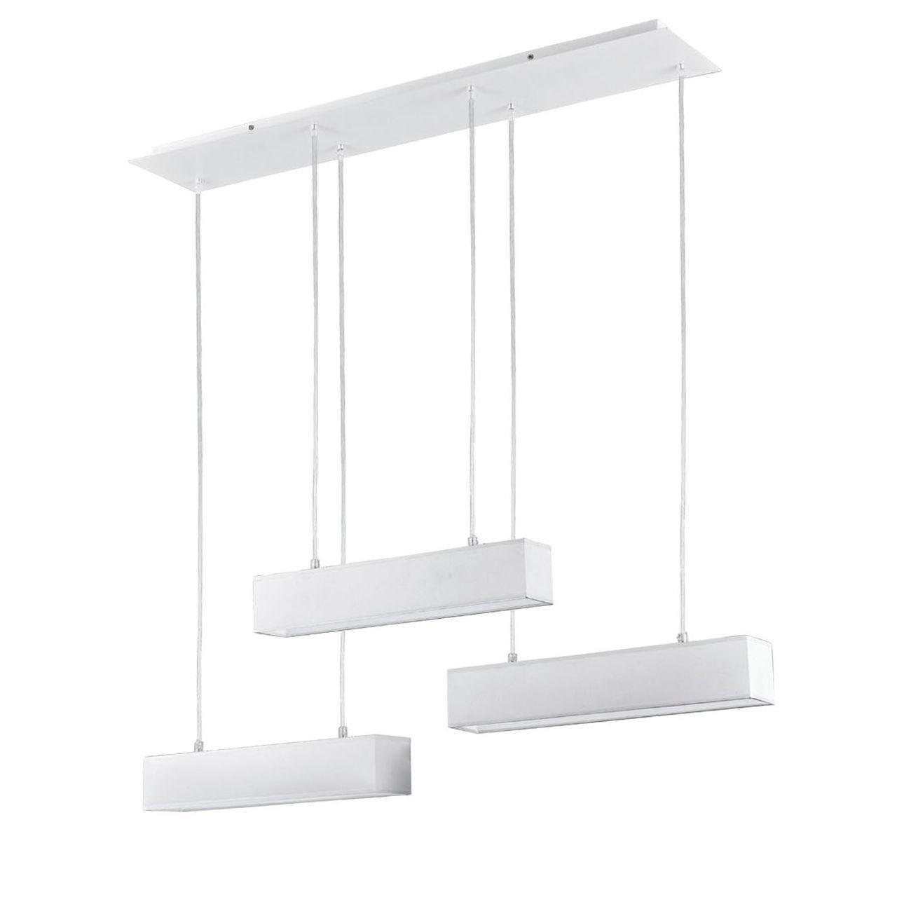 Купить Подвесной светильник Ideal Lux Stick SP Bianco в интернет магазине дизайнерской мебели и аксессуаров для дома и дачи