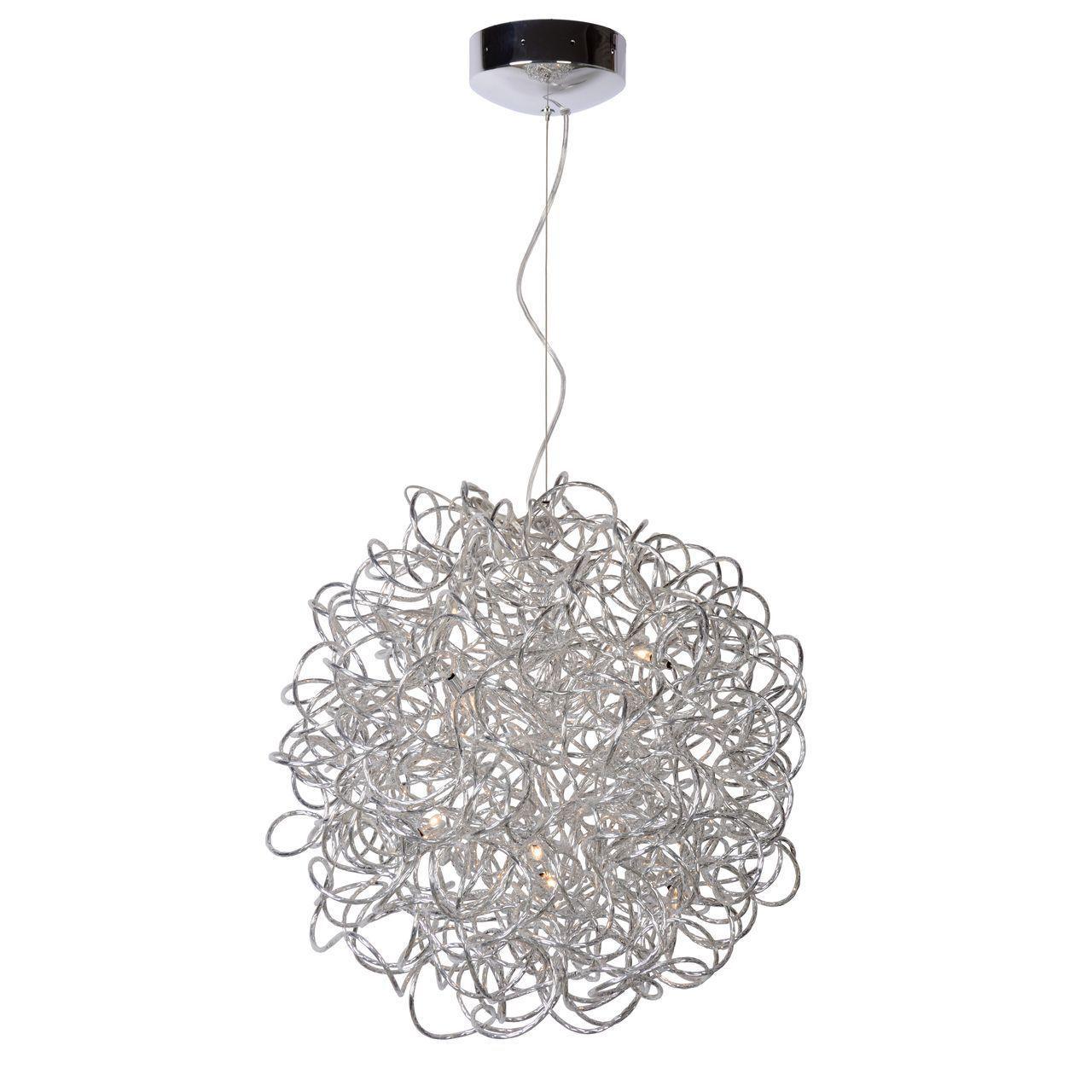 Купить Подвесной светодиодный светильник Lucide Galileo-Led АВ в интернет магазине дизайнерской мебели и аксессуаров для дома и дачи
