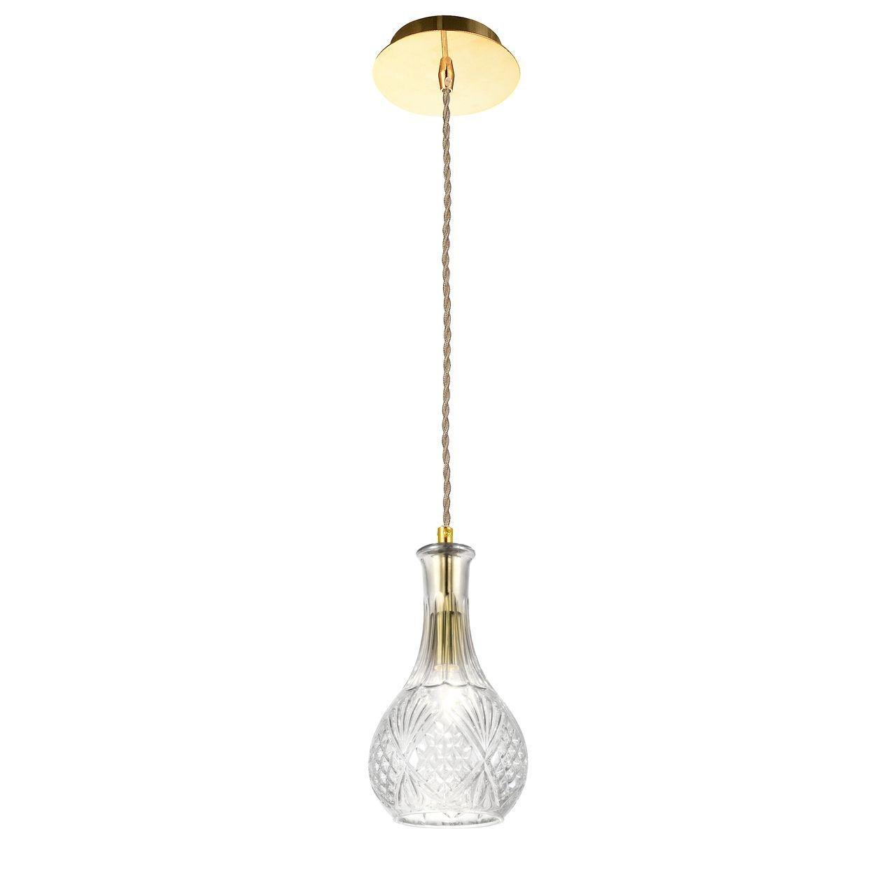 Купить Подвесной светильник Favourite Bottle -P в интернет магазине дизайнерской мебели и аксессуаров для дома и дачи