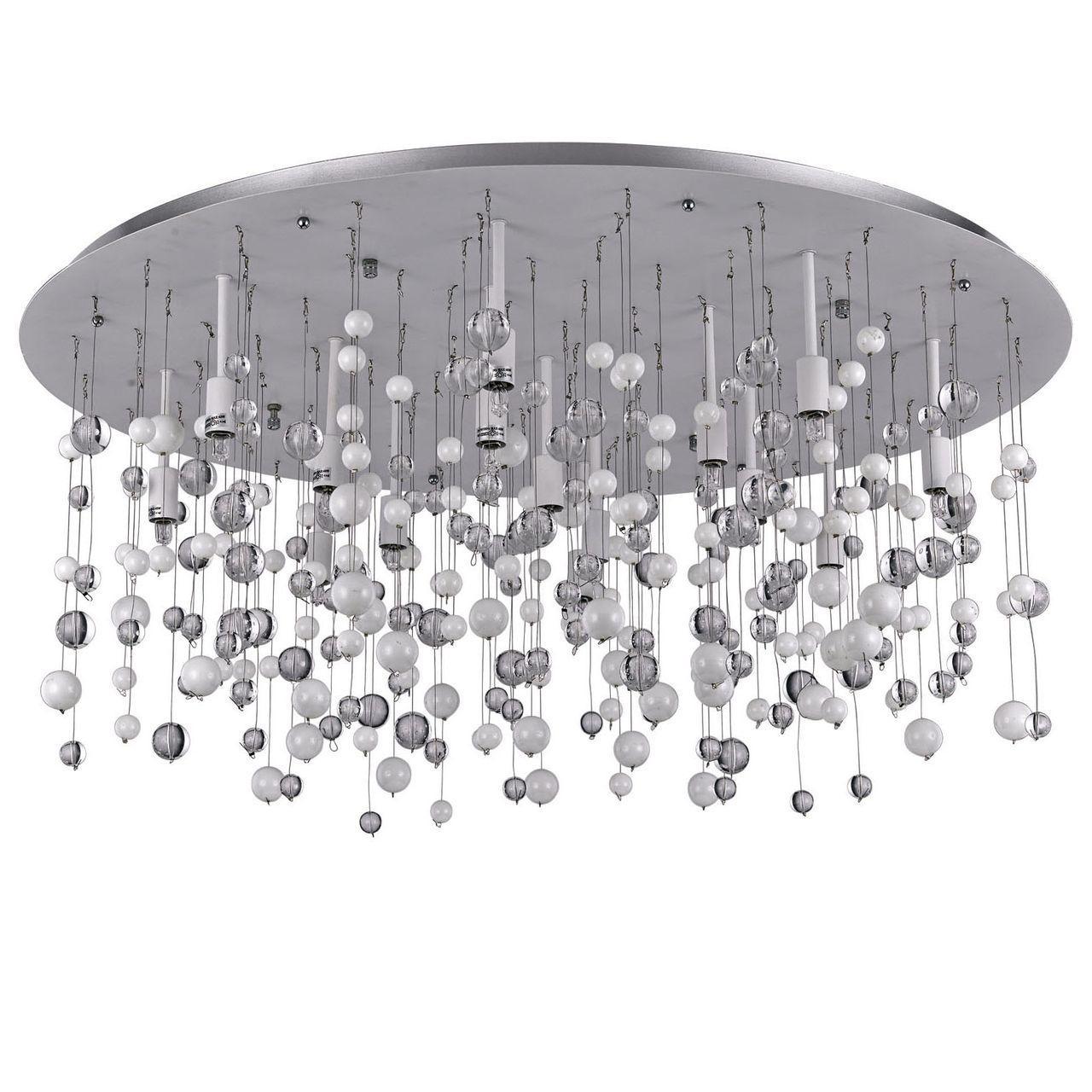 Купить Потолочный светильник Ideal Lux Neve PL Bianco в интернет магазине дизайнерской мебели и аксессуаров для дома и дачи