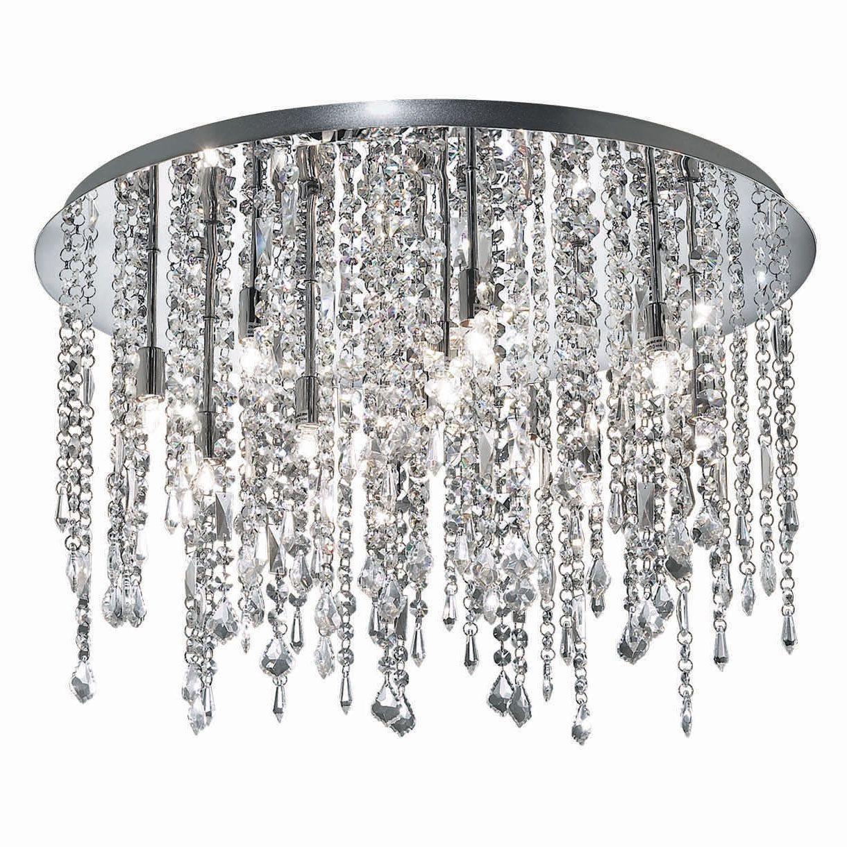 Купить Потолочный светильник Ideal Lux Royal PL в интернет магазине дизайнерской мебели и аксессуаров для дома и дачи
