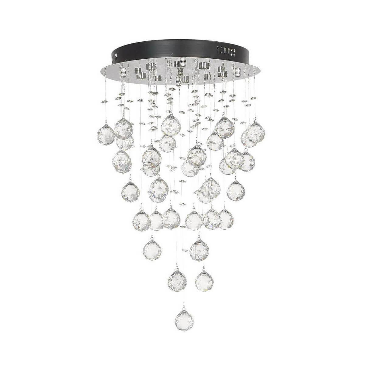 Купить Потолочный светодиодный светильник Lucia Tucci Grappolo Silver в интернет магазине дизайнерской мебели и аксессуаров для дома и дачи