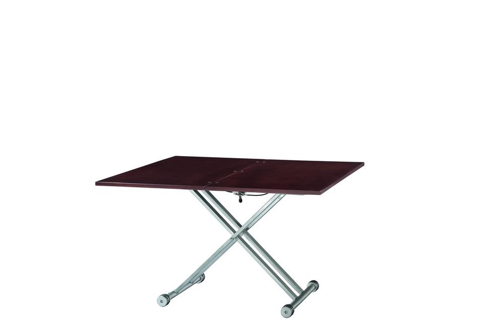 Купить Обеденный стол Gossamer Венге в интернет магазине дизайнерской мебели и аксессуаров для дома и дачи
