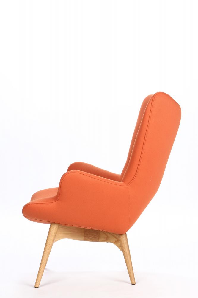 Кресло Contour 2 Оранжевое