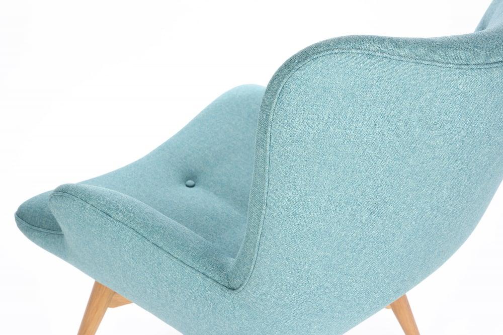 Кресло Contour 2 Бирюзовое