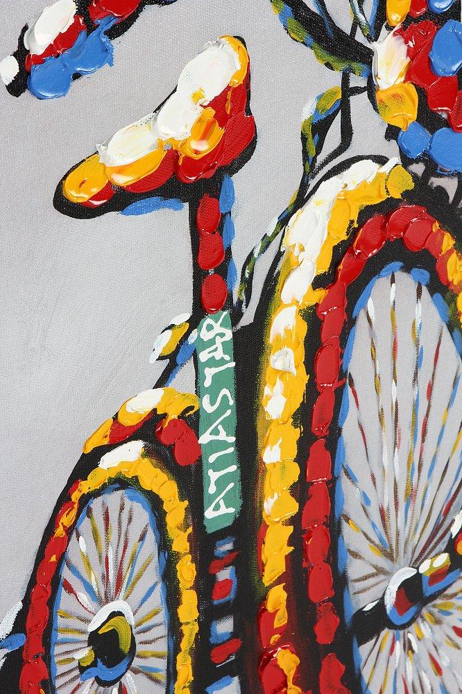 Картина Bicycle