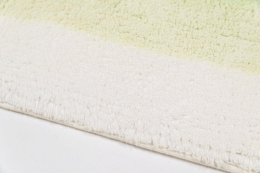 Ковер для ванной комнаты Rialto Зеленый