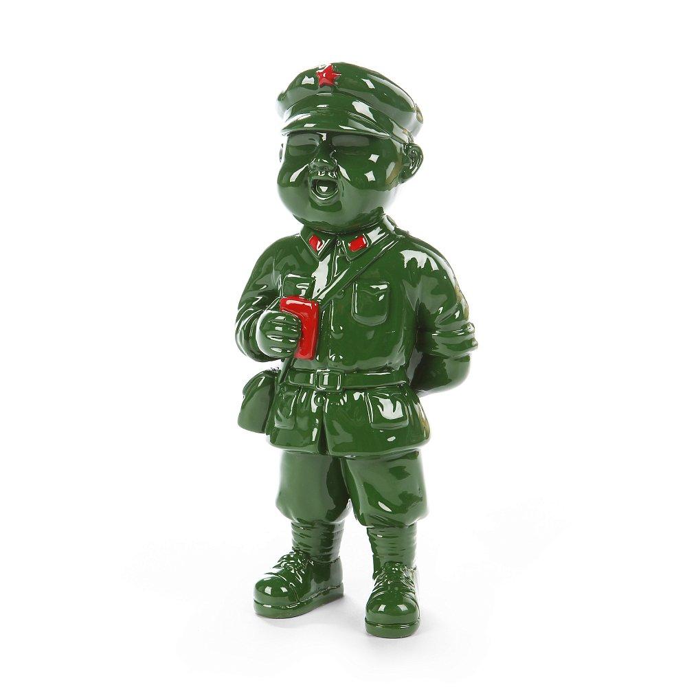 Статуэтка Military Man 7