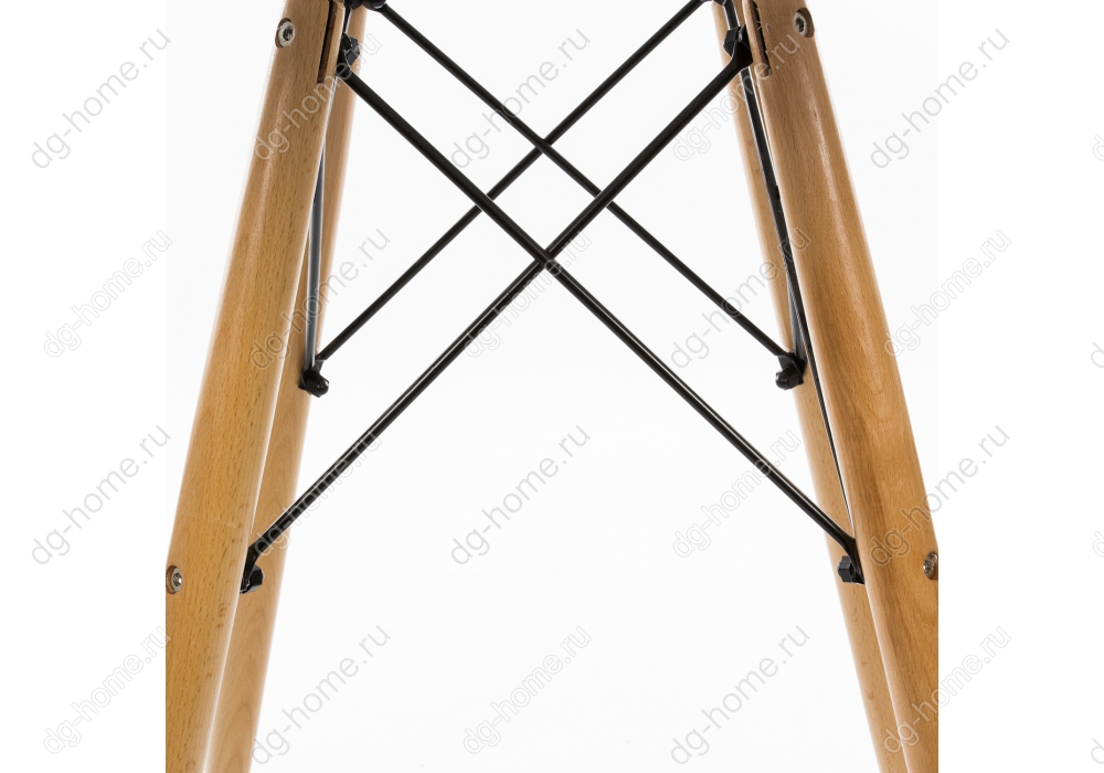 Стол деревянный (Eames style) диаметр 90 см