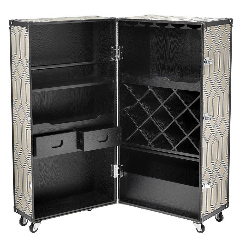 Шкаф для вина Martini Bianco от Eichholtz