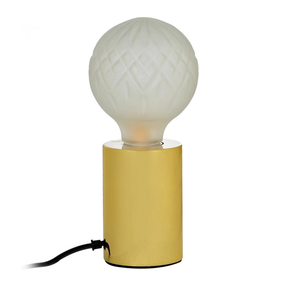 Настольная лампа Williams Золотая Матовая DG-HOME