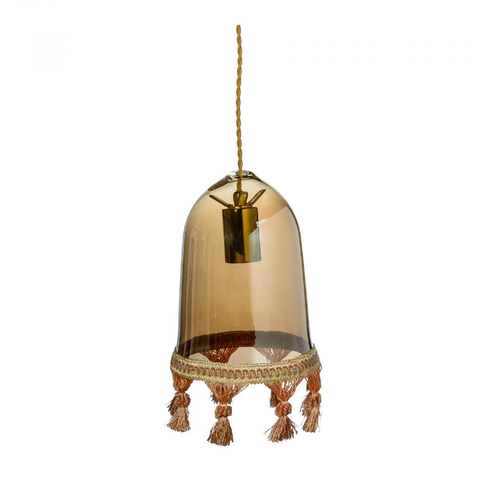 Подвесной светильник Macklemore Коричневый