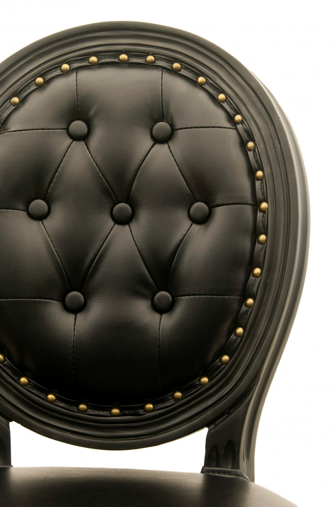 Стул Filon button black Черный