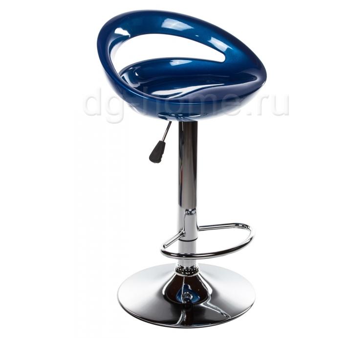 Барный стул Alfa синий
