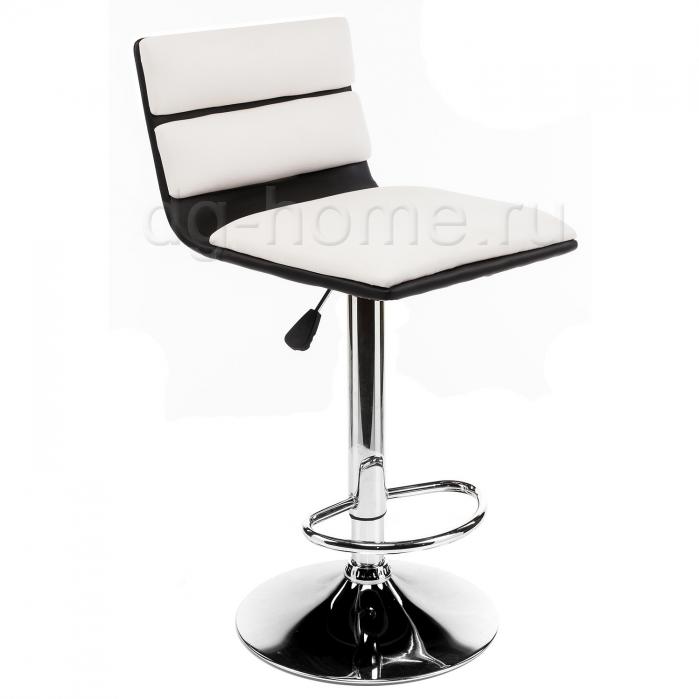 Барный стул Inter черно-белый