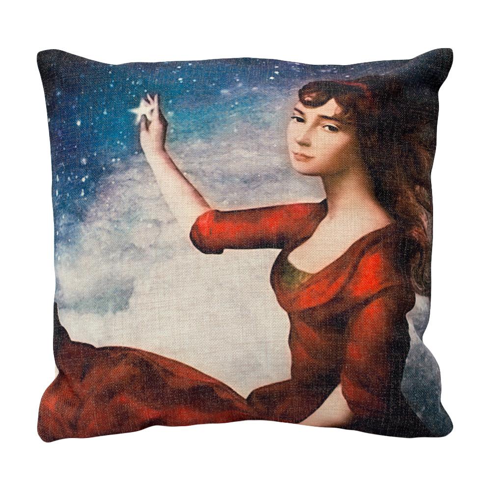 Декоративная подушка «Моя звезда»