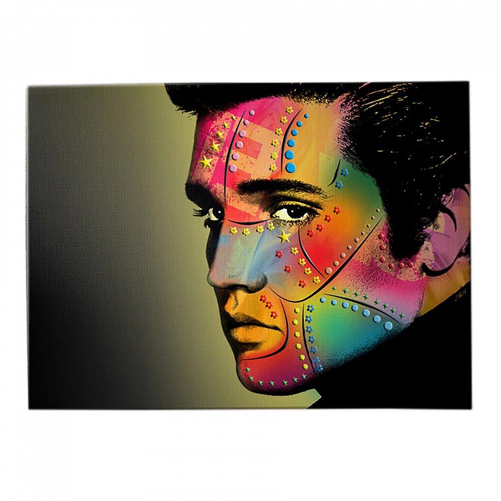 Картина Elvis Has Left The Building by Mark Ashkenazi