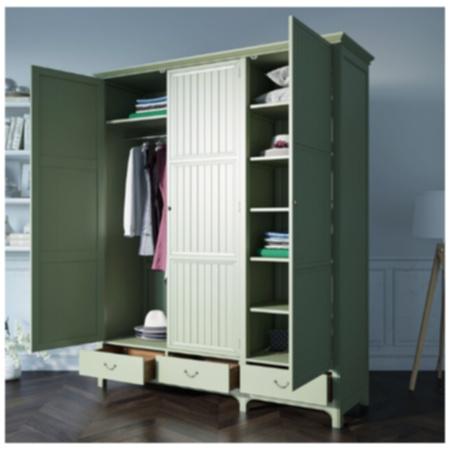 "Трехстворчатый шкаф ""Olivia"""