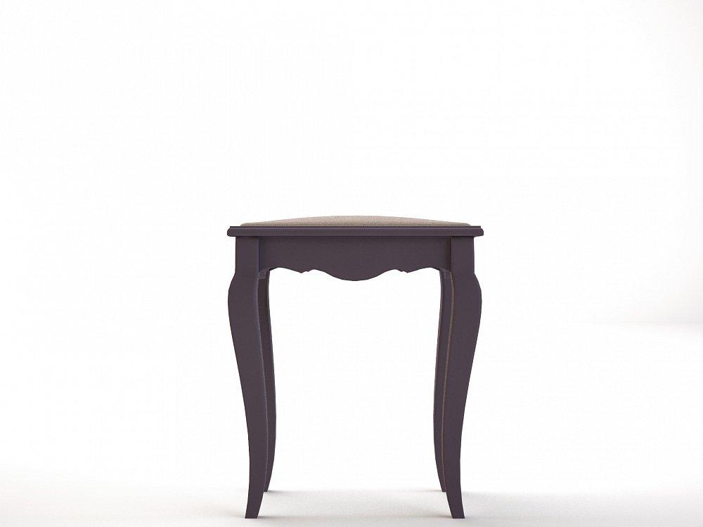 """Табурет """"Leontina lavanda"""" с мягким сиденьем"""