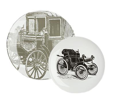 Купить Комплект тарелок Talbot в интернет магазине дизайнерской мебели и аксессуаров для дома и дачи