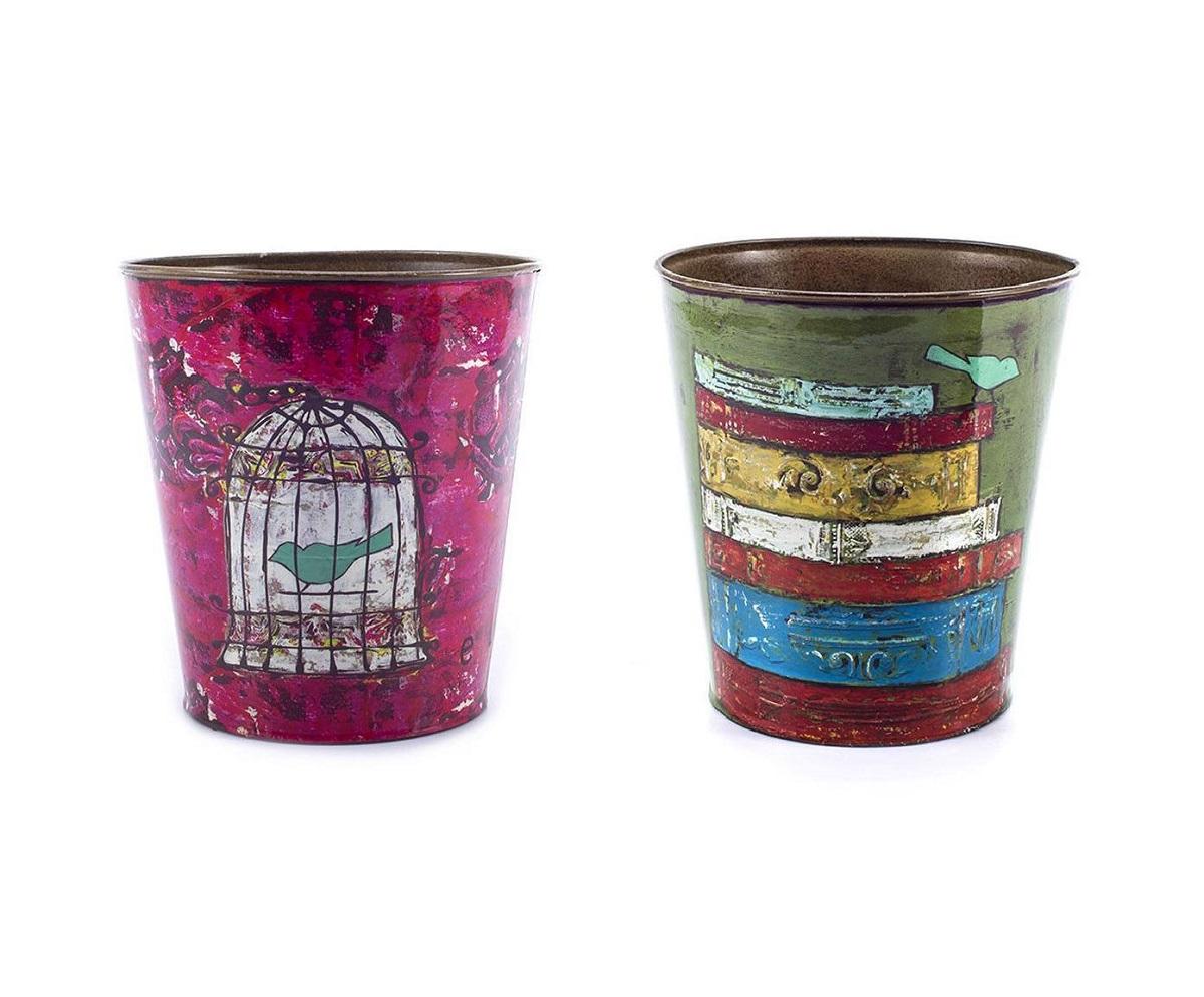 Купить Набор декоративных горшков для цветов Gentil в интернет магазине дизайнерской мебели и аксессуаров для дома и дачи