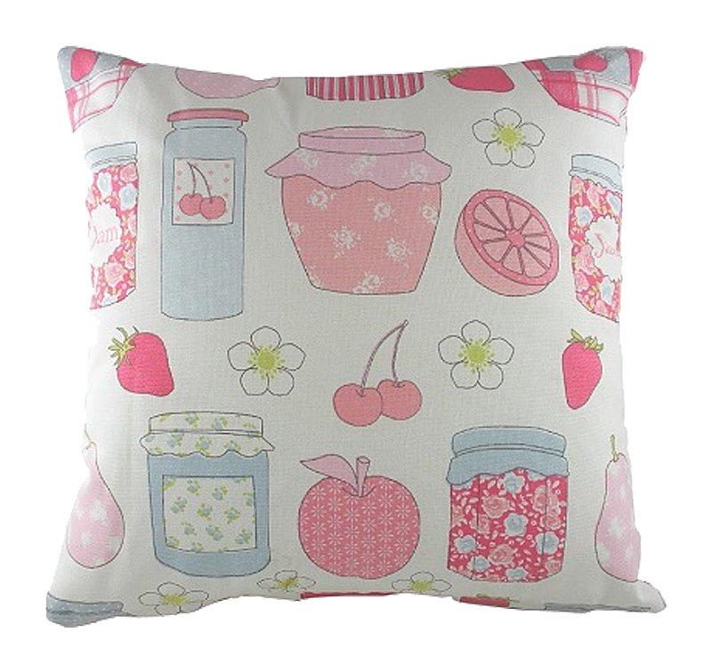 Купить Подушка с дарами природы Summersdale Bluebell в интернет магазине дизайнерской мебели и аксессуаров для дома и дачи