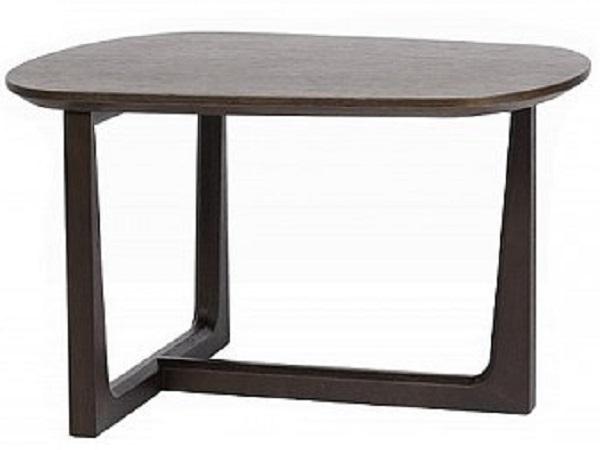 Кофейный столик Jason BrownКофейные и журнальные столы<br><br><br>Цвет: Коричневый<br>Материал: деревянный каркас, МДФ столешница<br>Вес кг: 36<br>Длина см: 71<br>Ширина см: 58,2<br>Высота см: 42,3