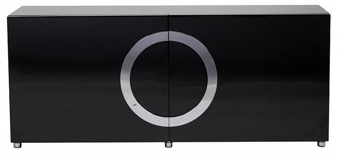 Купить Тумба Fuller Black в интернет магазине дизайнерской мебели и аксессуаров для дома и дачи