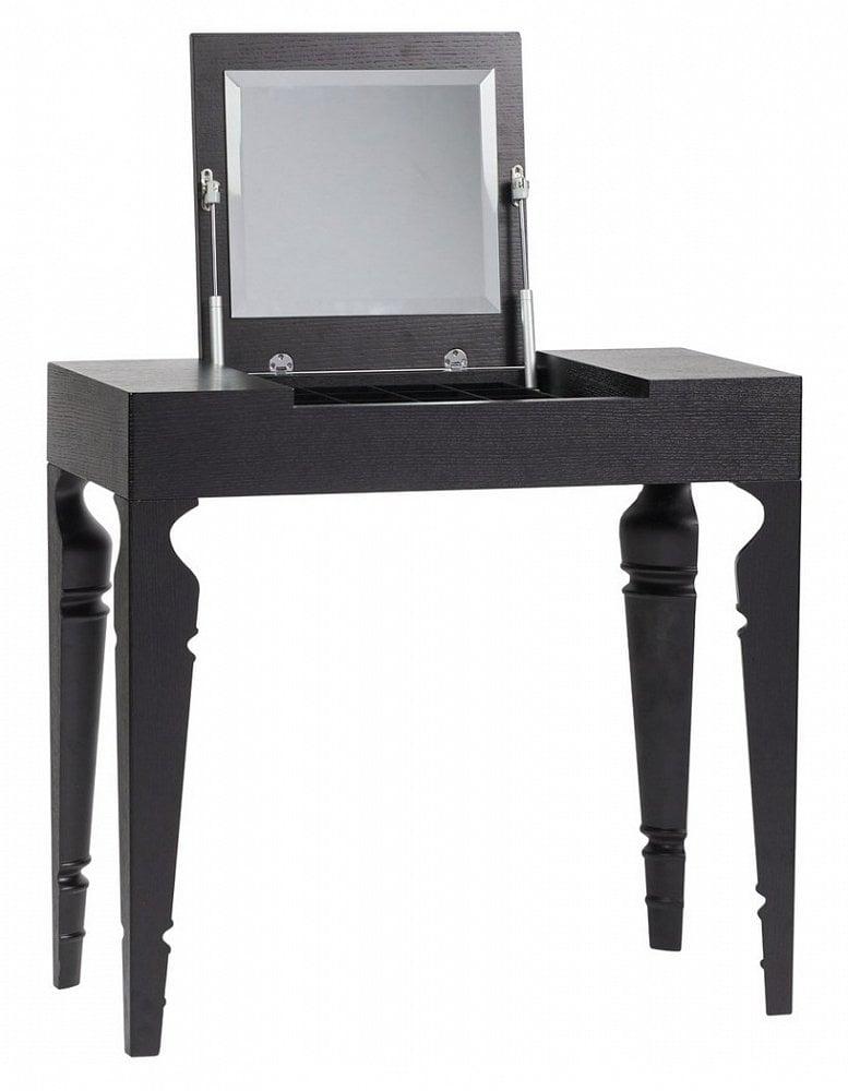 Туалетный столик с зеркалом Julie Black One, DG-F-TB15OA от DG-home