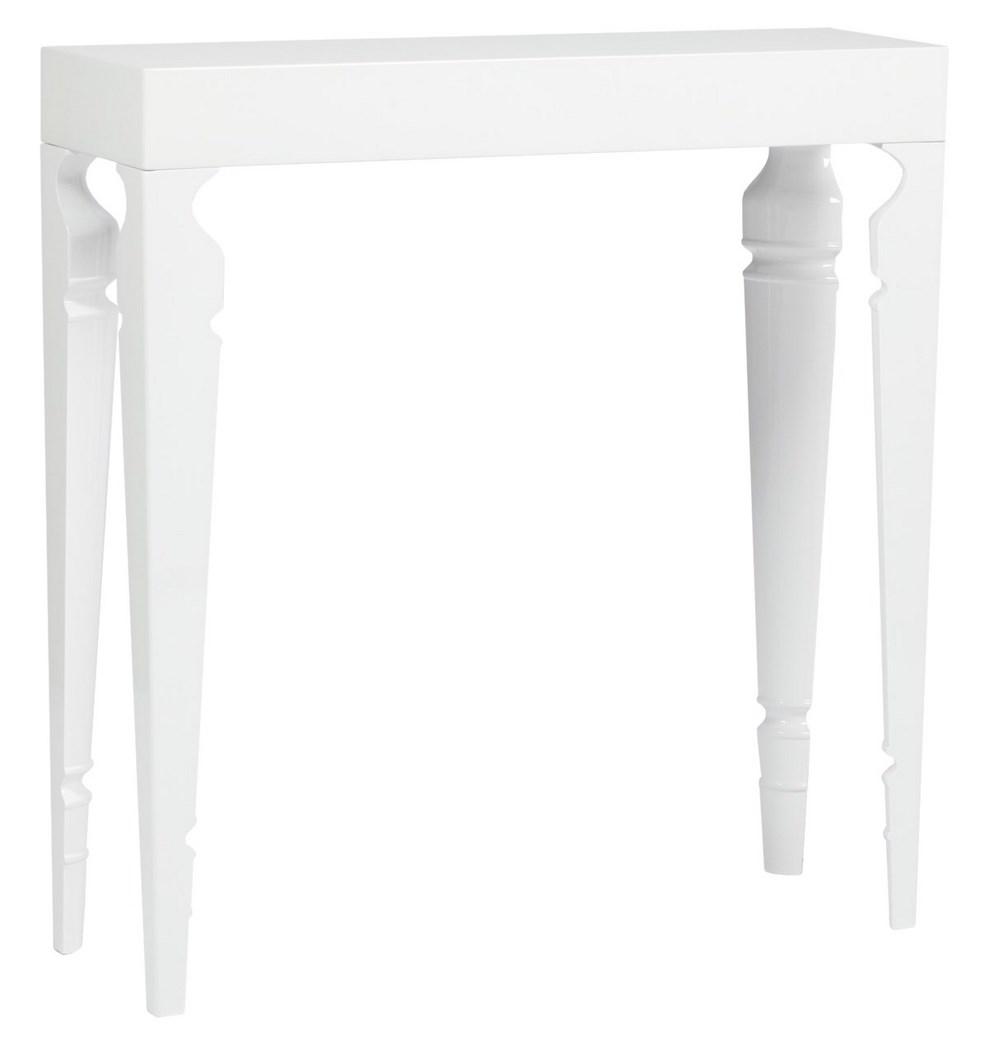 Купить Туалетный стол Carrie One White в интернет магазине дизайнерской мебели и аксессуаров для дома и дачи