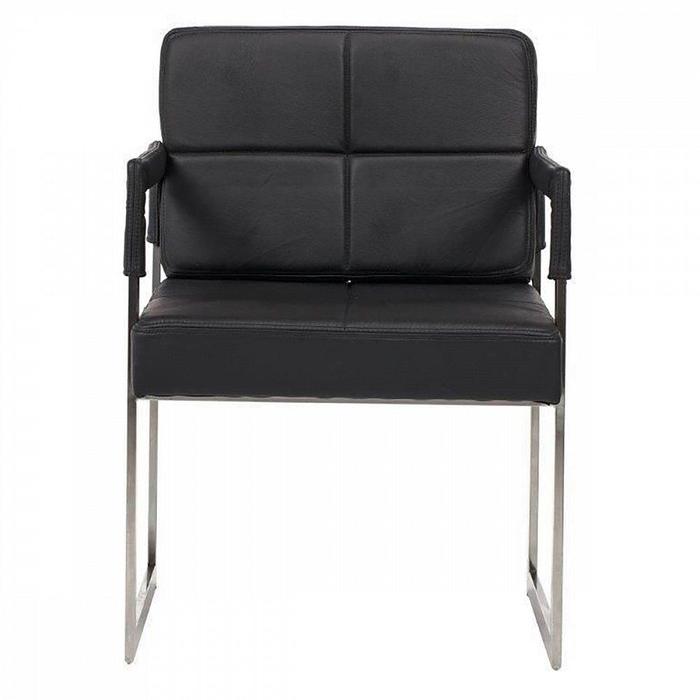 Кресло Aster Chair Черная Кожа Класса Премиум,  DG-F-ACH311BLL от DG-home