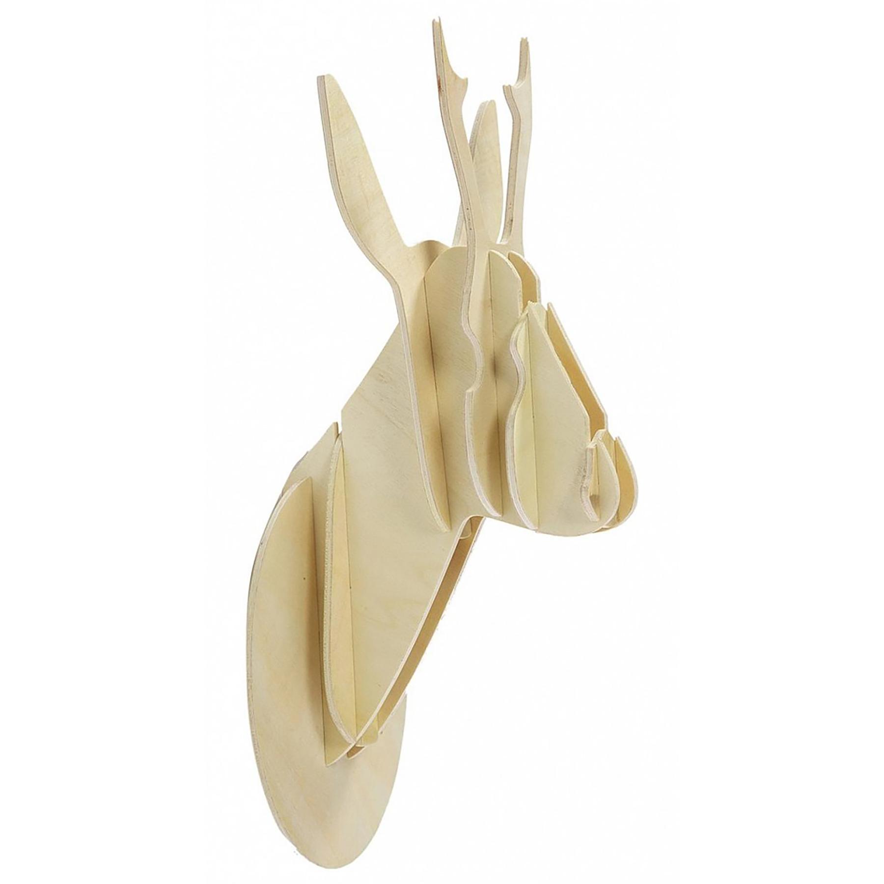 Декоративная голова оленя Ivory Small