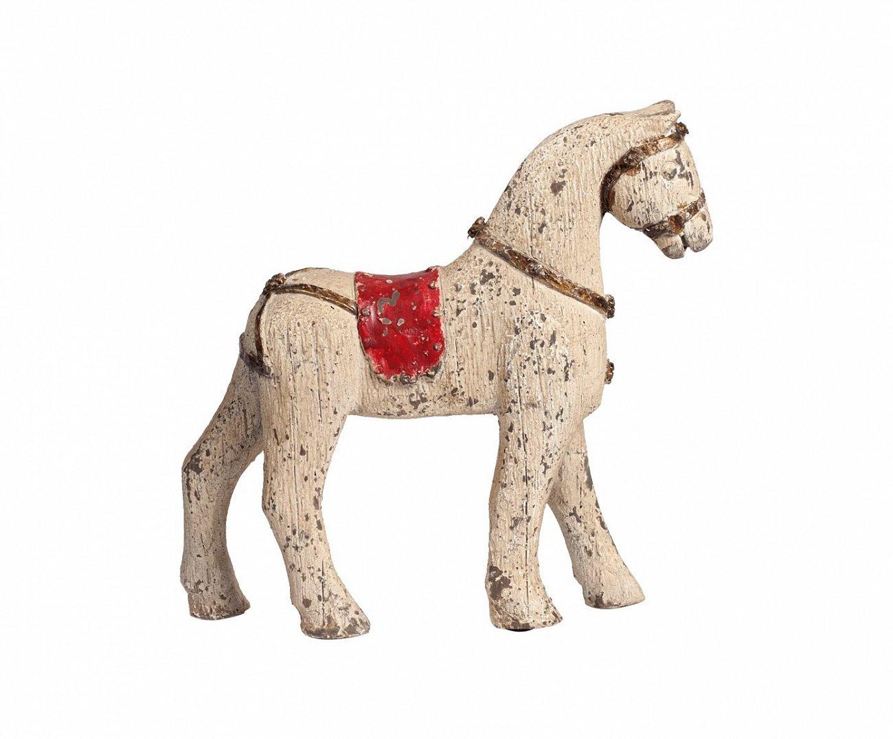 Купить Предмет декора статуэтка лошадка Сheval в интернет магазине дизайнерской мебели и аксессуаров для дома и дачи