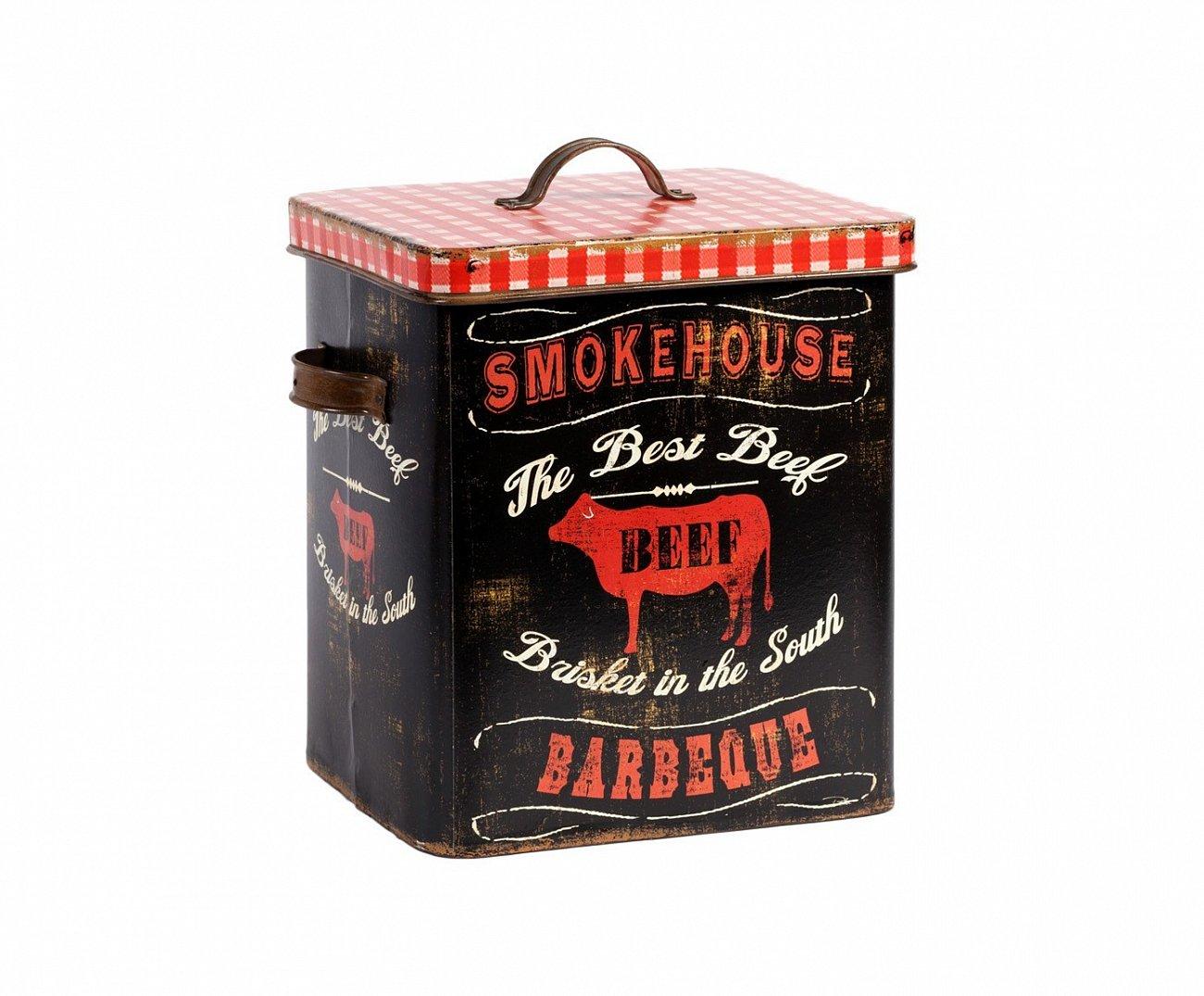 Купить Декоративный бокс Smokehouse в интернет магазине дизайнерской мебели и аксессуаров для дома и дачи