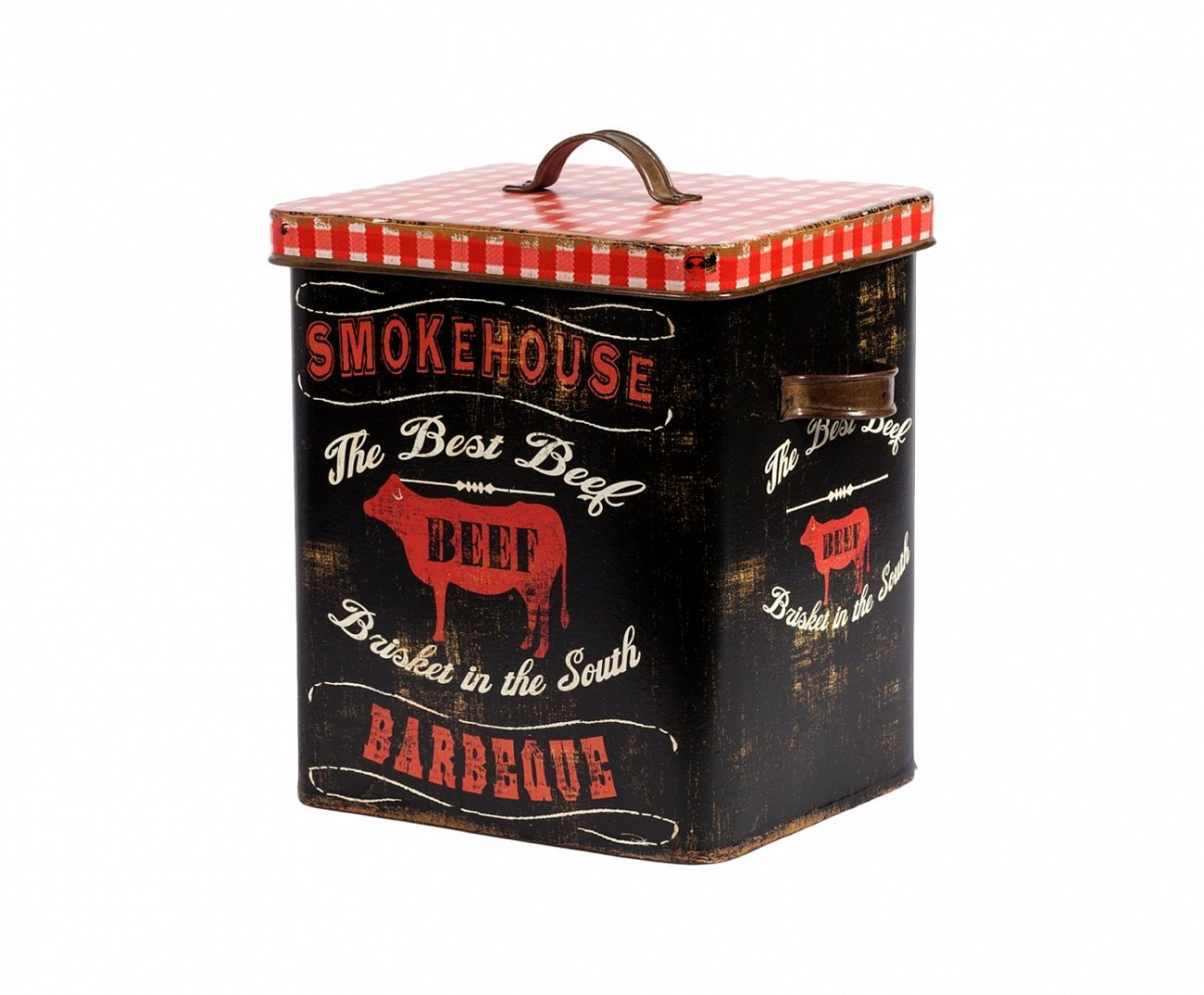 Декоративный бокс Smokehouse