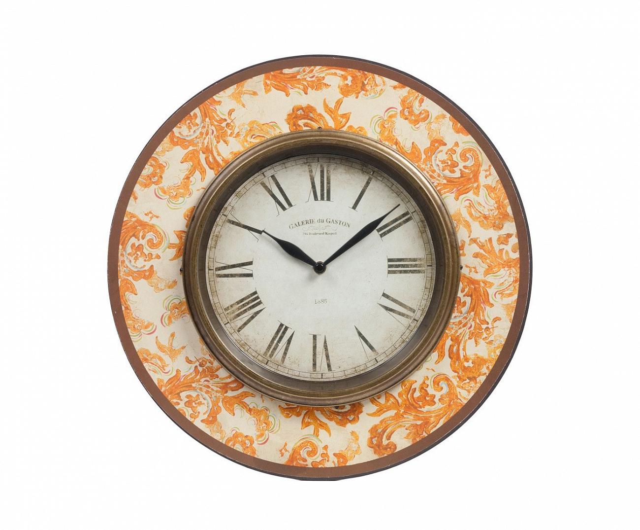 Купить Настенные часы Riccioli в интернет магазине дизайнерской мебели и аксессуаров для дома и дачи