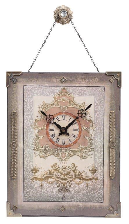 Настенные часы 1921