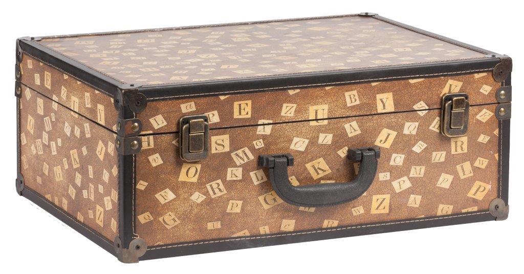 Купить Кейс для хранения Enigma в интернет магазине дизайнерской мебели и аксессуаров для дома и дачи