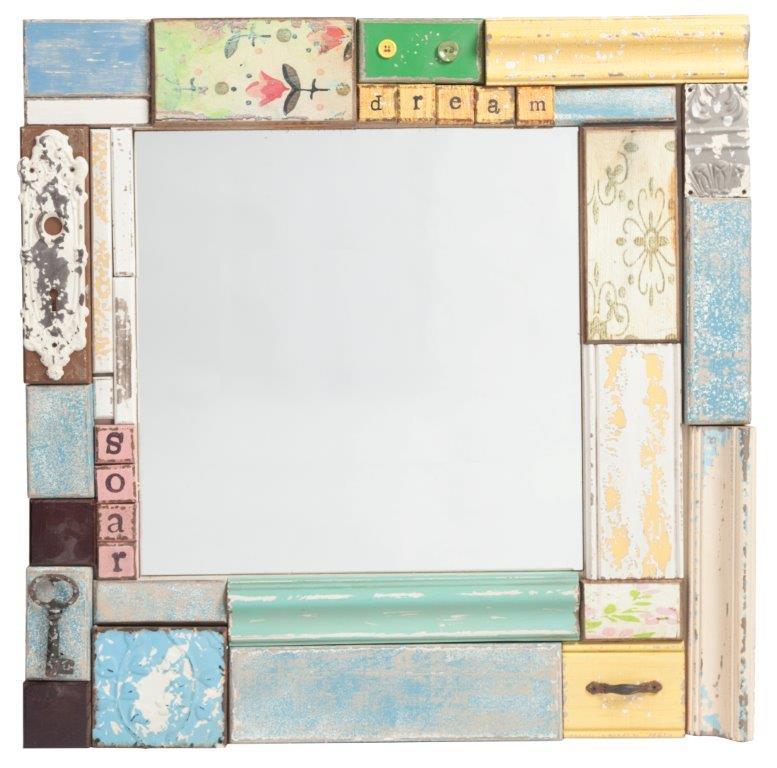Купить Зеркало Decoracion в интернет магазине дизайнерской мебели и аксессуаров для дома и дачи