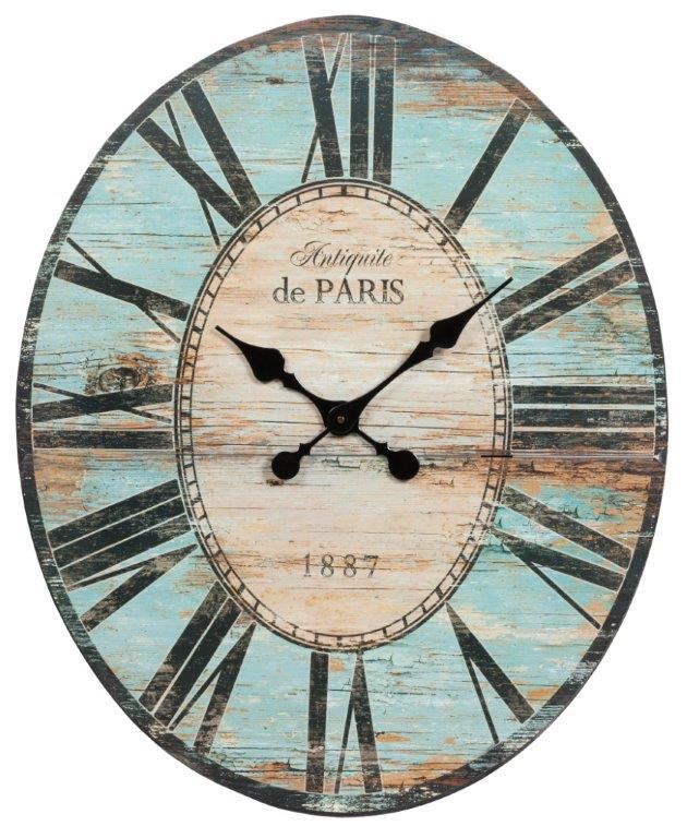 Купить Настенные часы Antiquite de Paris в интернет магазине дизайнерской мебели и аксессуаров для дома и дачи
