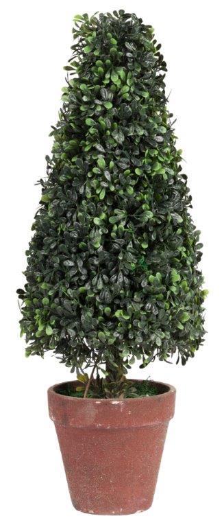 Искусственное дерево в горшке Topiary