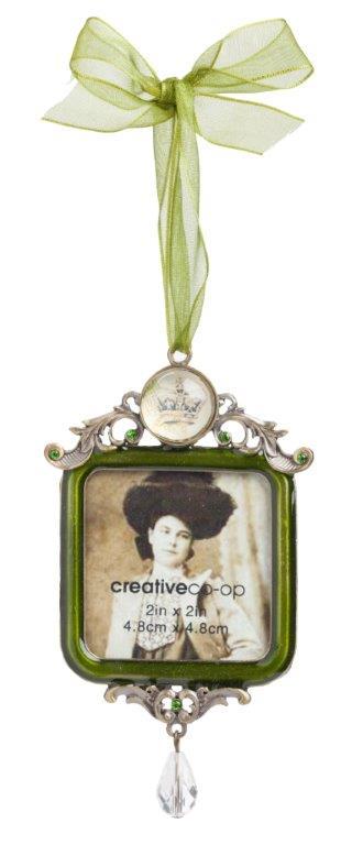 Подвесная декоративная фоторамка Principessa Green