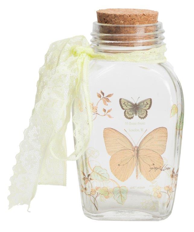 Купить Стеклянный флакон Papillon в интернет магазине дизайнерской мебели и аксессуаров для дома и дачи