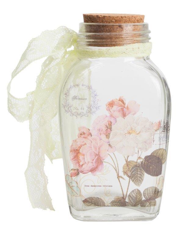 Купить Стеклянный флакон Rose в интернет магазине дизайнерской мебели и аксессуаров для дома и дачи