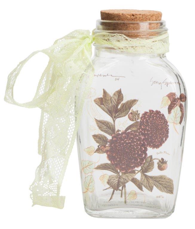 Купить Стеклянный флакон Belle Fleur в интернет магазине дизайнерской мебели и аксессуаров для дома и дачи