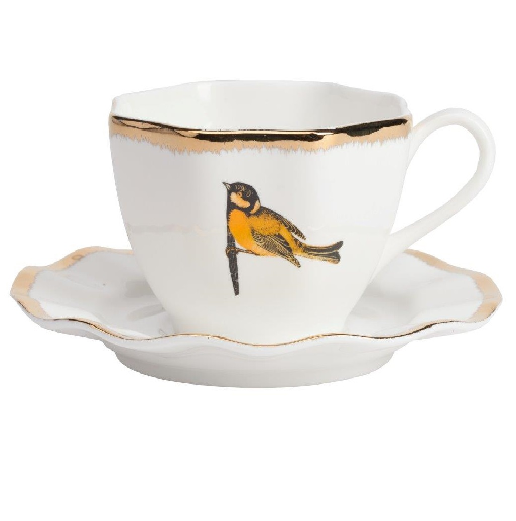 Купить Чайная пара Welle в интернет магазине дизайнерской мебели и аксессуаров для дома и дачи