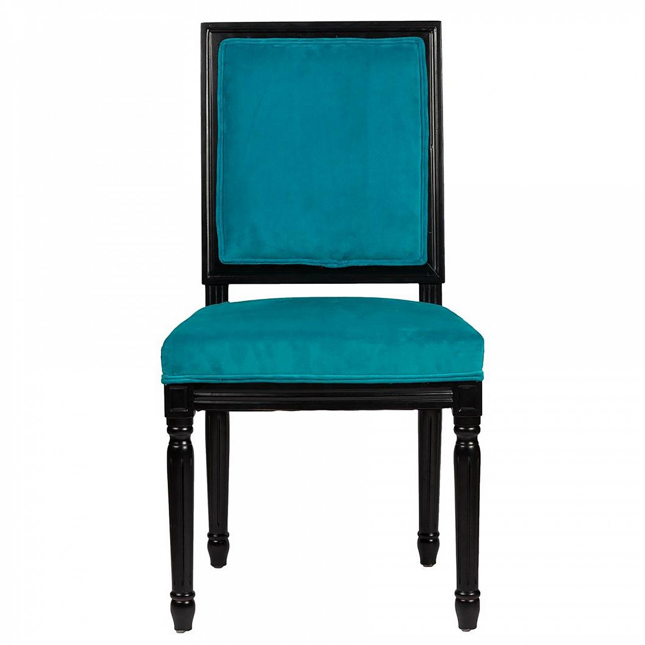 Купить Стул Overture Blue в интернет магазине дизайнерской мебели и аксессуаров для дома и дачи