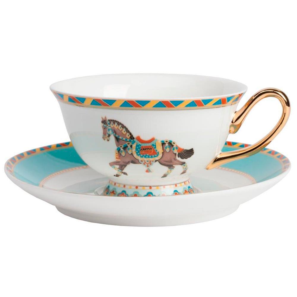 Купить Чайная пара Caballeria в интернет магазине дизайнерской мебели и аксессуаров для дома и дачи