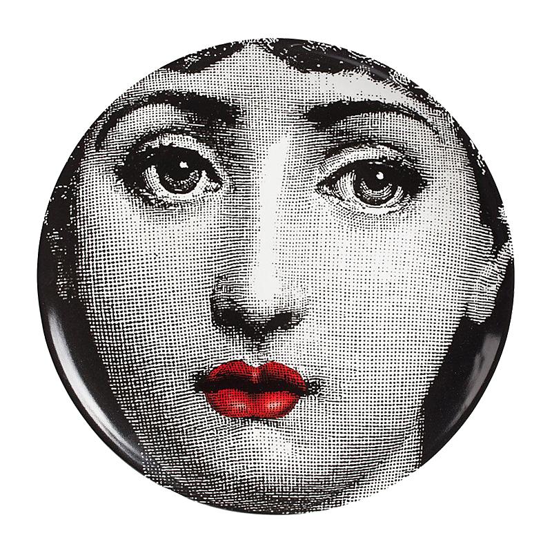 Купить Настенная тарелка Пьеро Форназетти Dolore в интернет магазине дизайнерской мебели и аксессуаров для дома и дачи