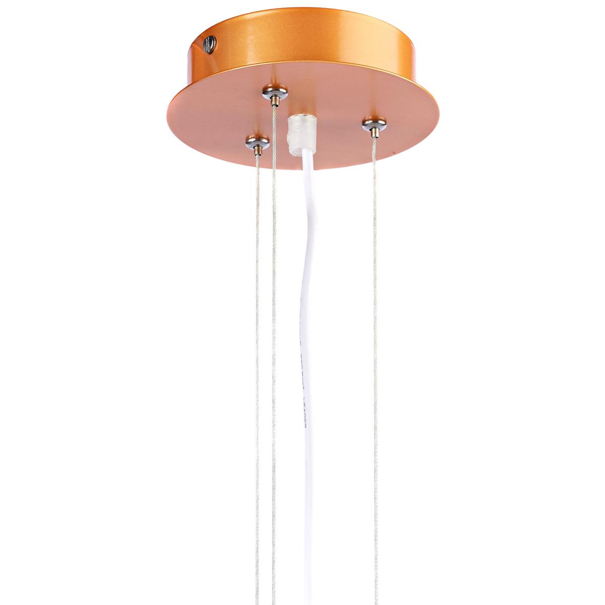 Подвесной светильник SkyGarden Flos D40 gold